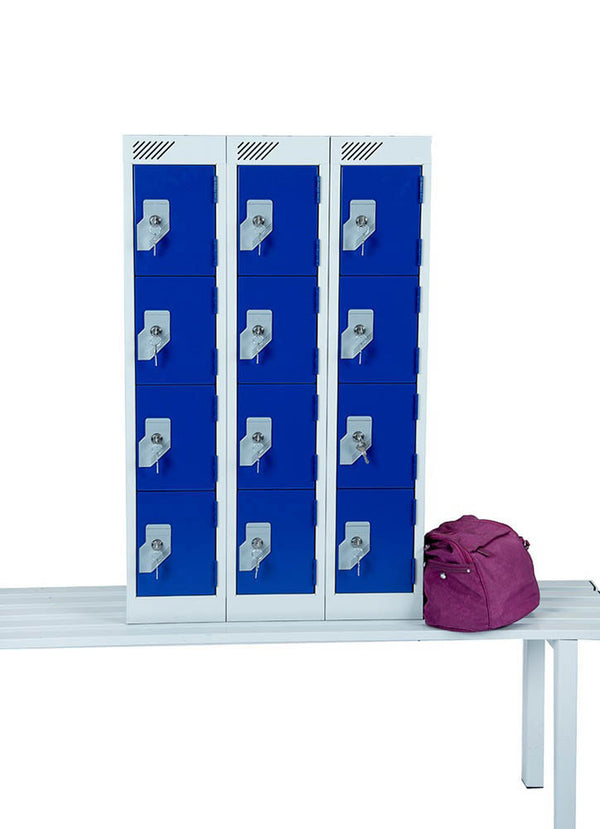 12 Door Wallet Locker