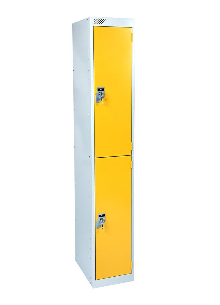 2 Door Metal Locker