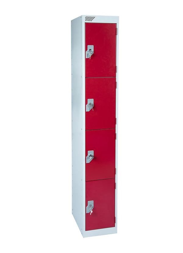 4 Door metal locker