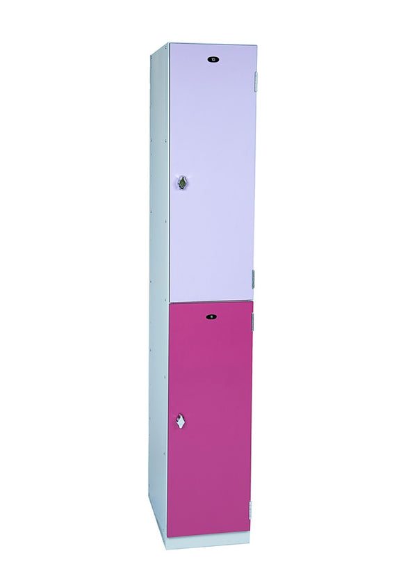 2 Door Laminate Locker