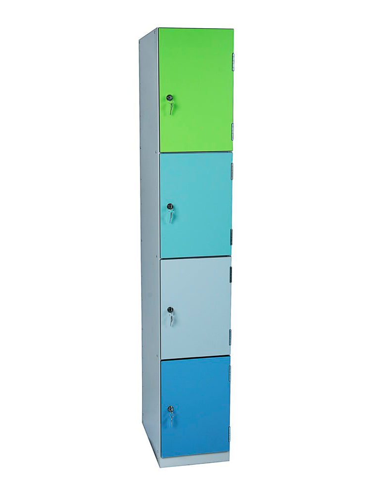 4 Door Laminate Locker