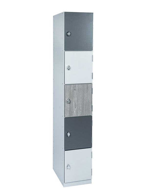 5 Door Laminate Locker (charging variant)