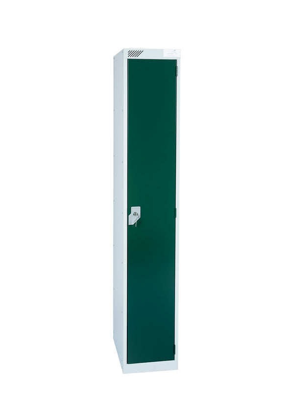 1 door metal locker for wet environment