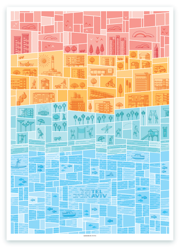 Gordon Gradient Poster