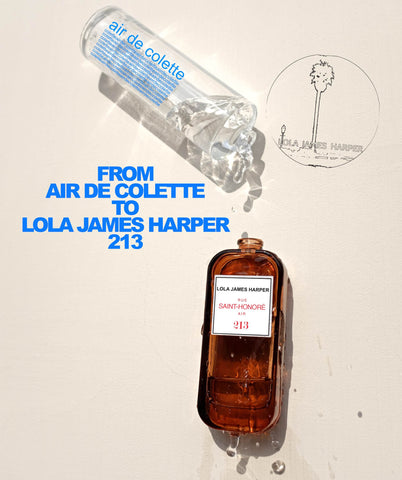 From Air de Colette to Lola James Harper 213