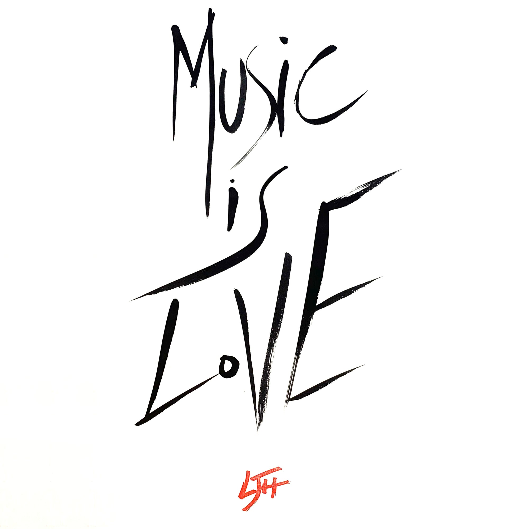 """Music Is Love"""
