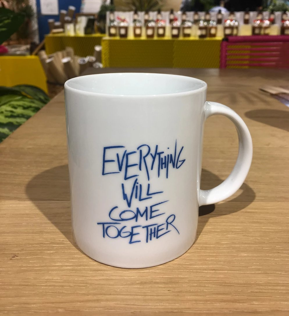 "Mug ""Everything will come together"""