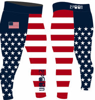 Murica Leggings