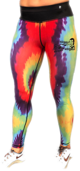Alright Tie-Dye Leggings