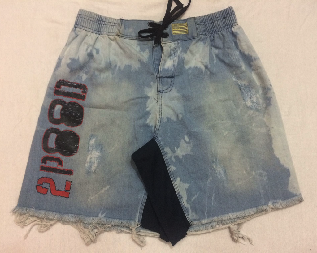 Denim WOD Shorts gen2