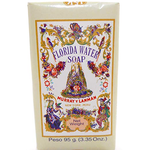 Murray & Lanman Florida Water Bar Soap - The Regal Phoenix