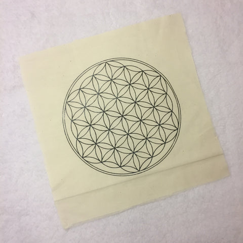 Crystal Grid Cloth - The Regal Phoenix