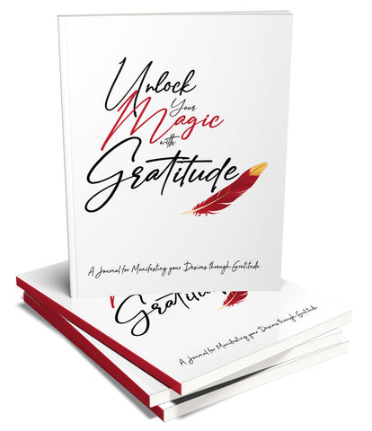 Unlock Your Magic With Gratitude