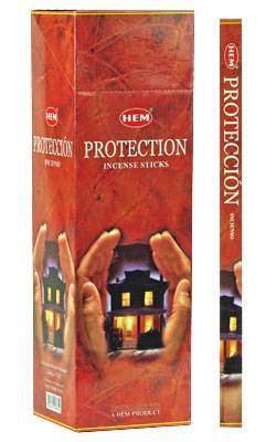Hem- Protection Incense Sticks - The Regal Phoenix