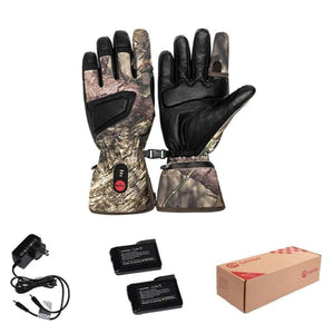 Heated Hunting & Fishing Gloves