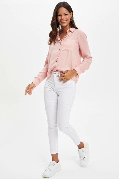 Woman Long Sleeve Shirt