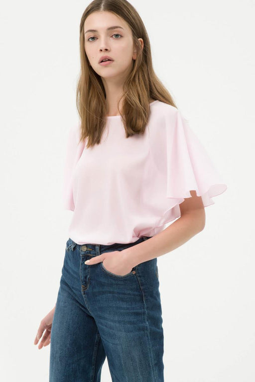 Women Pink Blouse