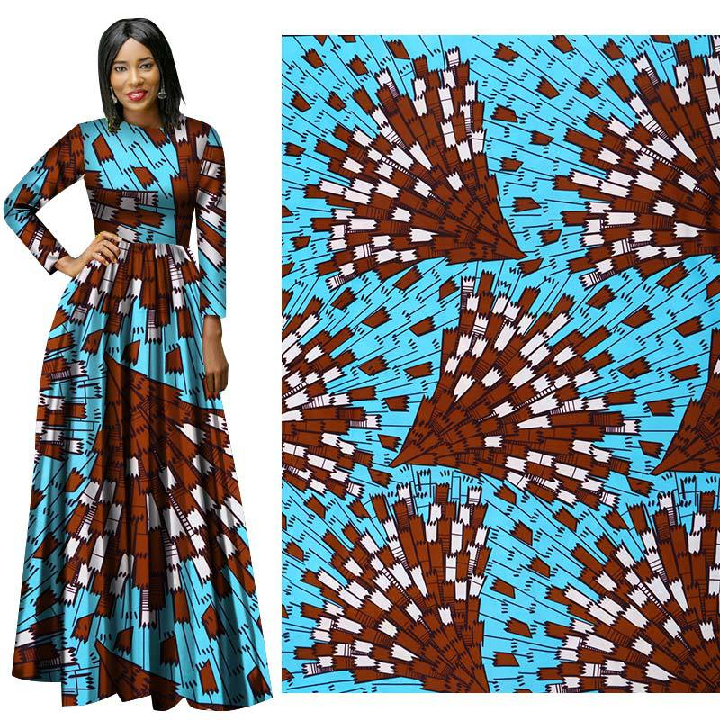Ethnic African prints fabric