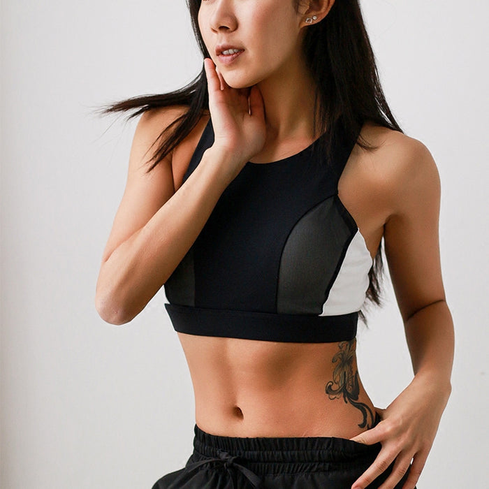 New Women V Design Sports Bra