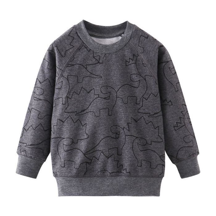 Cotton Stylish Children Sweatshirts
