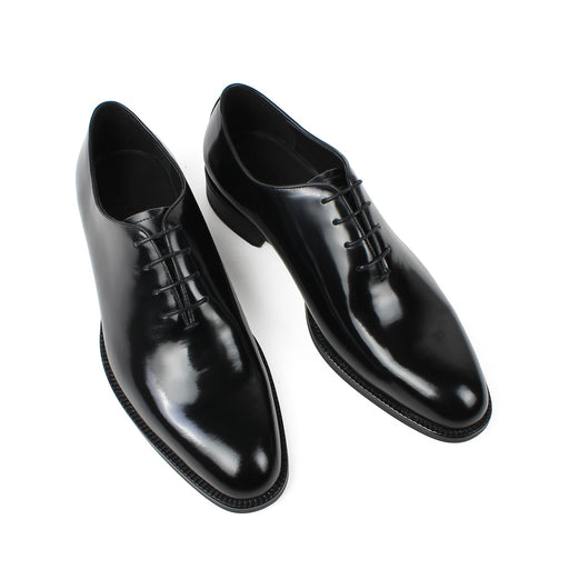 Summer New Arrival Men's Oxford Dress Shoes Black Genuine Leather Formal Wedding Office Shoe Male Classic Zapatos