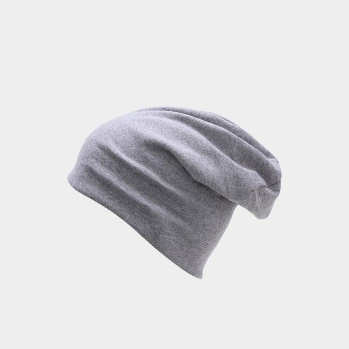 Knitted Solid Color Simple Beanie Hat