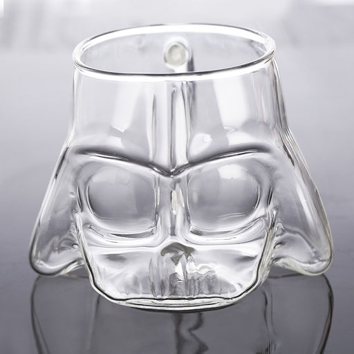 150 ml Star Black Wars Storm Trooper Glass Mug