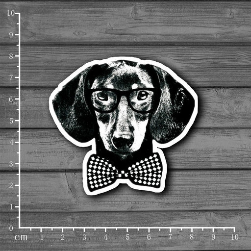 Dog Laptop/ Notebook Sticker [Single]