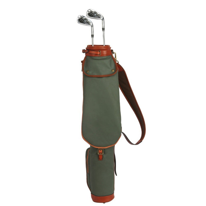 Retro Golf Club Carrier