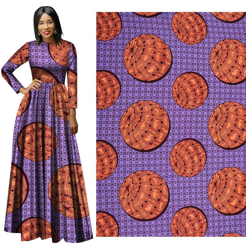 African Prints Ethnic Garment Fabric