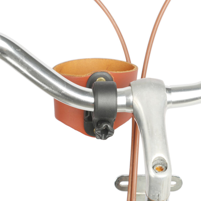 Bike Coffee Tea Cup Beer Holder Bracket Genuine Leather Drink Bottle Water Kettle Carrier Bicycle Bag Accessories