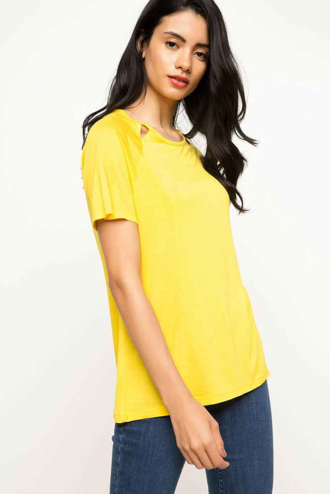 Woman Short Sleeve T-Shirt