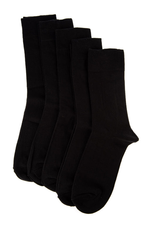 Male 5'li Package New Socks