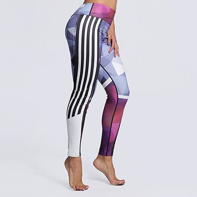 5 Styles Printed Leggings