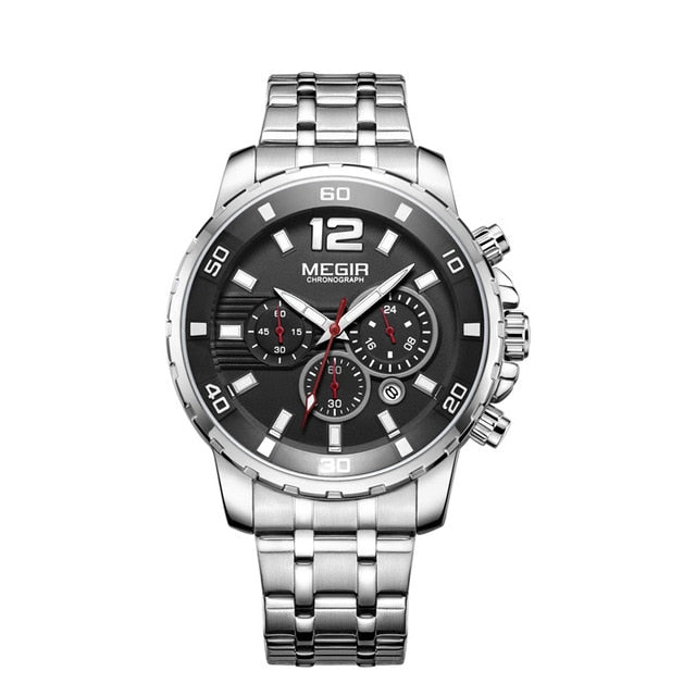 Chronograph Quartz Men Watch