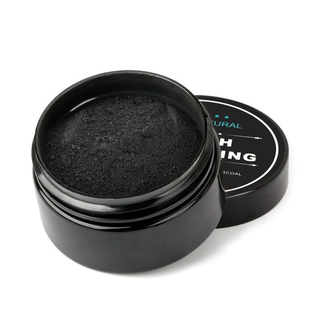 1 oz Activated Coconut Teeth Whitening Charcoal Powder