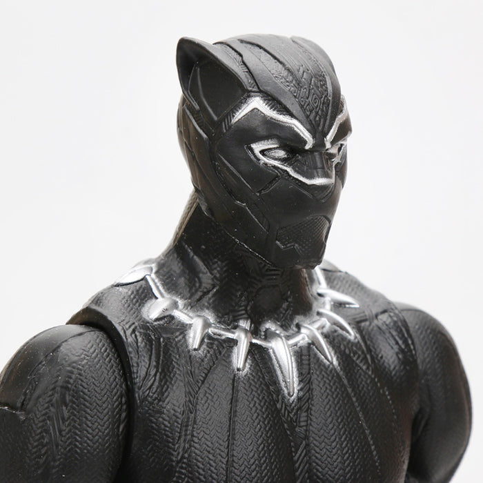 30cm Black Panther PVC Action Figure