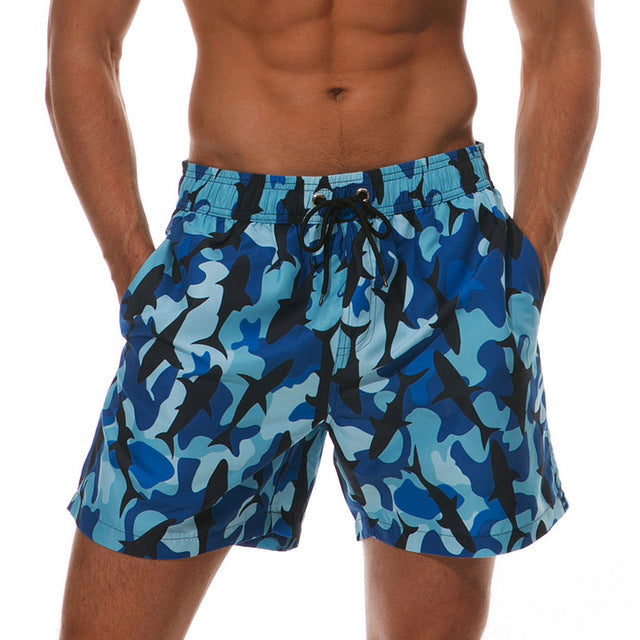 Quick Dry Men's Board Shorts