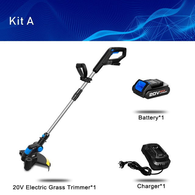 Cordless  Lawn Mower/ Electric Grass Trimmer