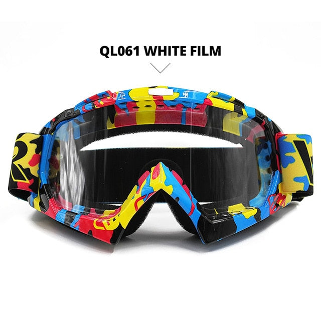 Motorcycle Goggles