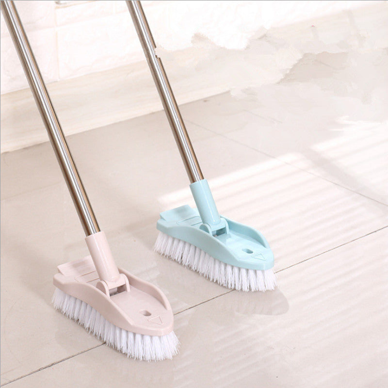 Telescopic Cleaning Brush with Long Handle
