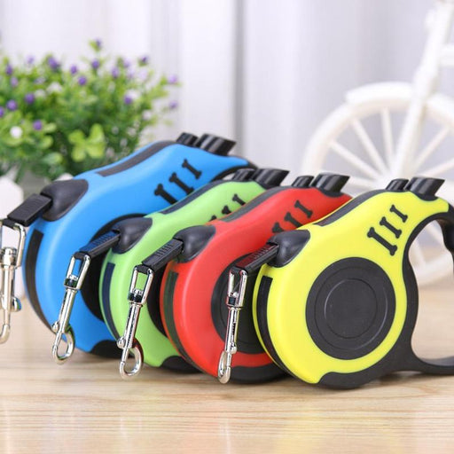 5 m/3 m Automatic Retractable Dog Leash
