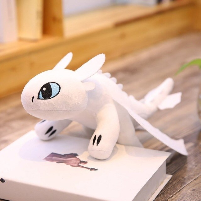 How To Train Your Dragon 3 Plush Toys