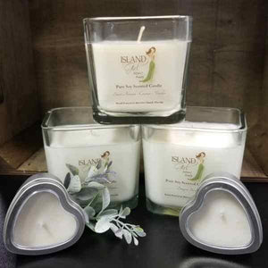 Natural Soy Candle Mini