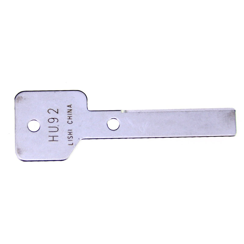 Locksmith Supplies Lishi 2in1 HU92 v.3 Pick and Decoder