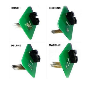 BDM FRAME Adapter and Pin Only Adapter+40pcs BDM Pin Work for BDM Frame Ktag K-tag Kess v2 ,BDM100 FGtech