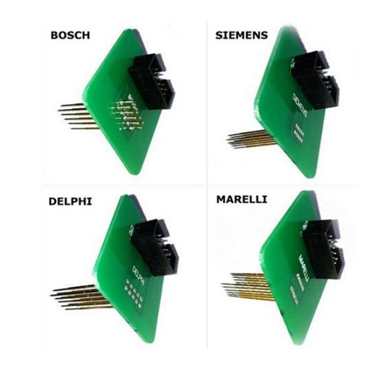 BDM FRAME Adapter and Pin Only Adapter+40pcs BDM Pin Work for BDM Frame Ktag K-tag Kess v2 BDM100 FGtech