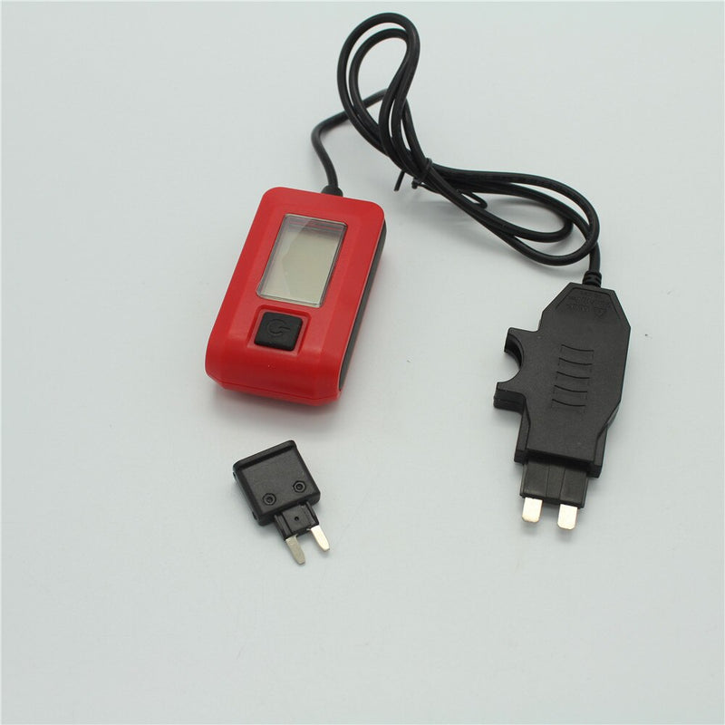 Car Auto Current Tester Multimeter Lamp Car Repair Automotive Electrical Multimeter Auto Fuse Tester AE150