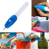 Electric Jewellery Metal Plastic Glass Wood Engraver Pen Carve Tool Engraving Tools Educational Equipment