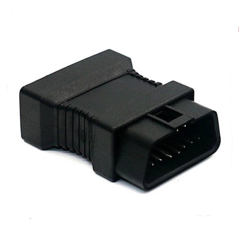 For Autoboss V30 16Pin OBDII Diagnostic Adapter Scanner Car Diagnostic OBD2 Connecter Connector 16pin Connector +V30 Main Cable